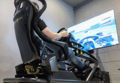 Vesaro Simulator Arrives