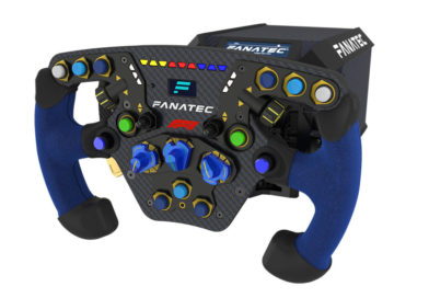 Fanatec Podium F1 Racing Wheel